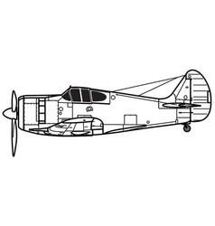 Cac ca-12 boomerang vector