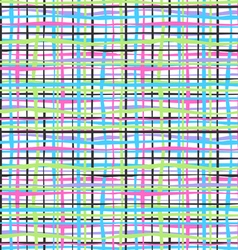 colorful stripes and lines vector image