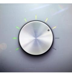 control knob vector image