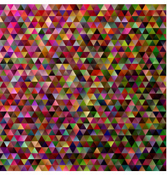 Abstract gradient tiled triangle pattern vector
