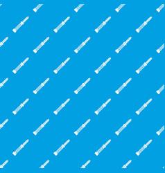 Mini electronic hookah pattern seamless blue vector