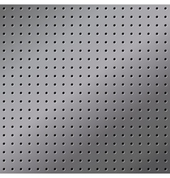 Texture of the holes vector image