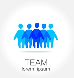 team leader vector image vector image