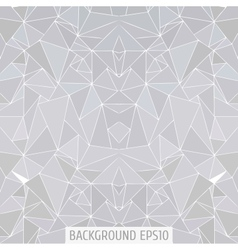 abstract seamless mosaic background vector image