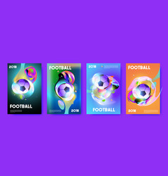 Football 2022 world championship cup background vector