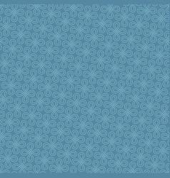 Neutral seamless linear flourish pattern vector