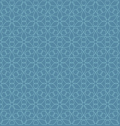 neutral seamless linear geometric pattern vector image