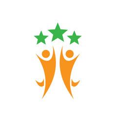 success student school logo image image vector image