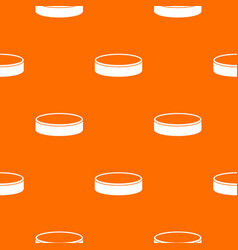 puck pattern seamless vector image