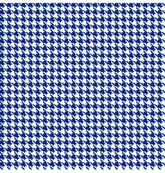 Blue-white houndstooth background -seamless vector image