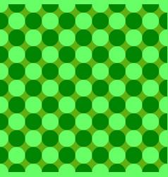 polka dot geometric seamless pattern 1301 vector image