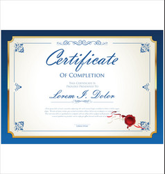 Certificate 02 vector