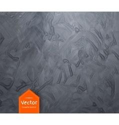 Gouache gray texture vector image