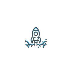 startup icon design startup icon design vector image