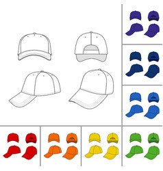 Cap set vector