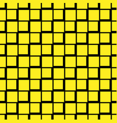 square line geometric seamless pattern 1401 vector image
