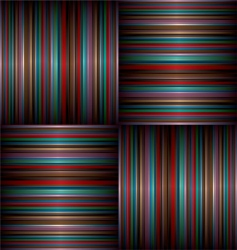 woven stripes textures vector image vector image