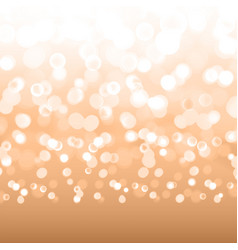 stock bokeh photo effect vector image