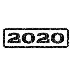 2020 watermark stamp vector