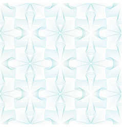 abstract puzzle background - thin line pattern vector image