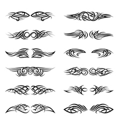 Tribal tattoos vector