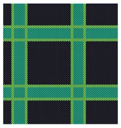 simple plaid texture vector image vector image