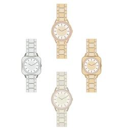 Wristwatch vector image