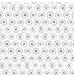 Flower garden background con graphic vector