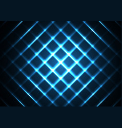 Technology future diagonal light stripe vector