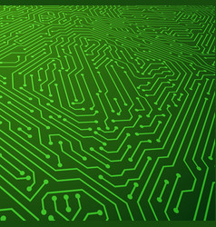 Electric scheme background circuit board vector