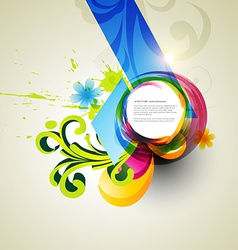 colorful vector image