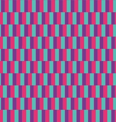 Abstract geometric seamless patternRectangle vector image vector image