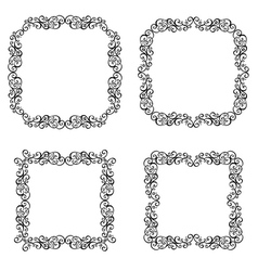 Decorative Ornate Frames vector