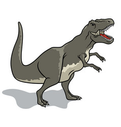 dinosaur 005 vector image