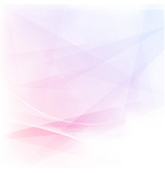 minimalistic simple geometrical abstract pink vector image