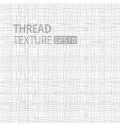 Light thread fabric texture vector