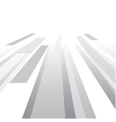 abstract white background rectangle line vector image
