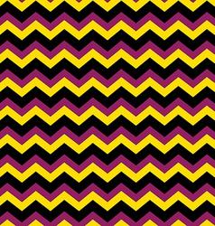 Chevron black vector image vector image