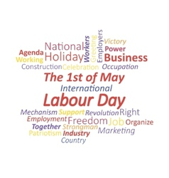 Labour day vector
