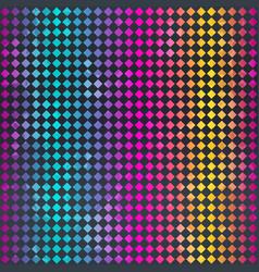 bright mosaic seamless texture vector image