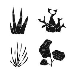 Design decoration and wildlife logo vector