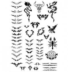 Ornament vector