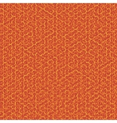 Red Texture Fabric Backgroud vector image