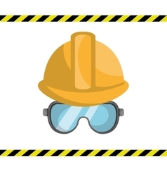 safety equipment design vector image