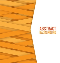 Abstract papers lines for covers vector image vector image