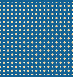 Abstract geometric pattern dotted vector