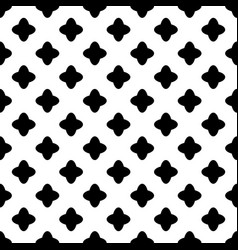 cross geometric seamless pattern 2101 vector image