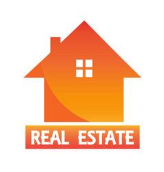 House real estate logo vector