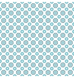 Light winter romantic pattern tiling vector