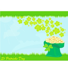 Llustration of saint patrick s day vector